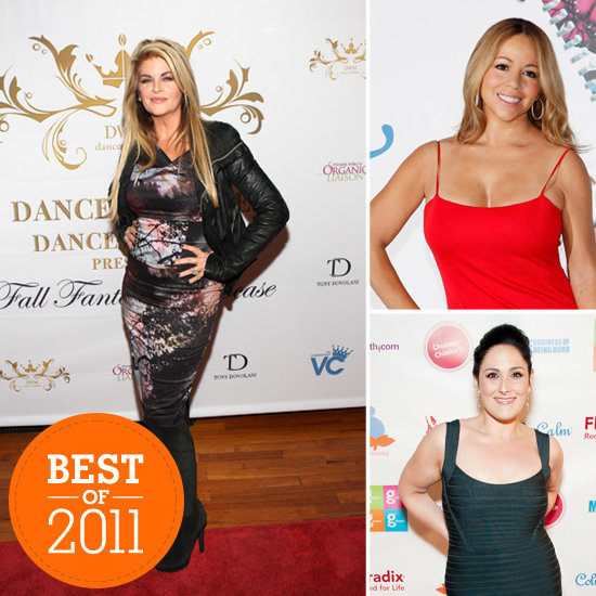Best of 2011: Celebrity Weight-Loss Transformations