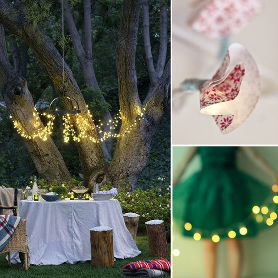 Don't Stash Those Holiday Lights! 12 Ways to Use Them Year-Round