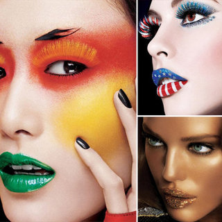New Makeup and Nail Ideas For 2012