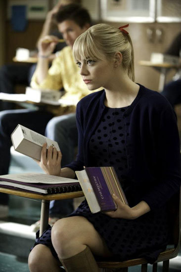 Gwen Stacy From The Amazing Spider-Man