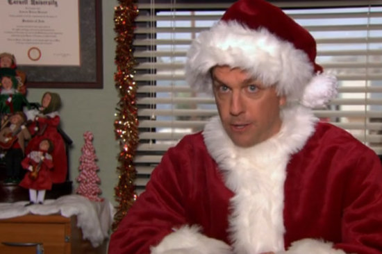 Best Holiday Episode: The Office