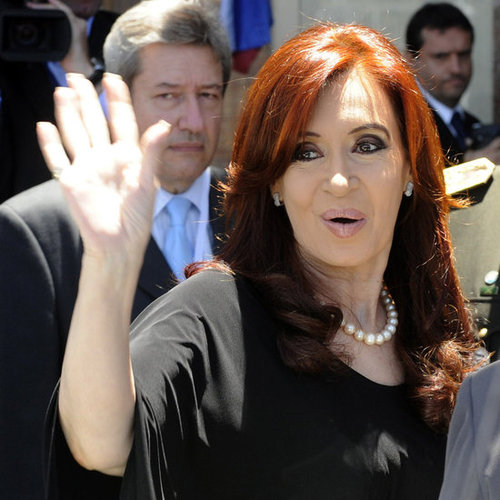 Argentina's President Has Cancer