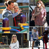 Celebrity Hangouts in LA 2011