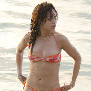 Rihanna Bikini Pictures in Barbados