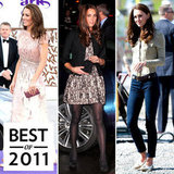 Kate Middleton was named the most influential style icon of 2011. See who else received top honors this year in our Best of 2011 coverage.