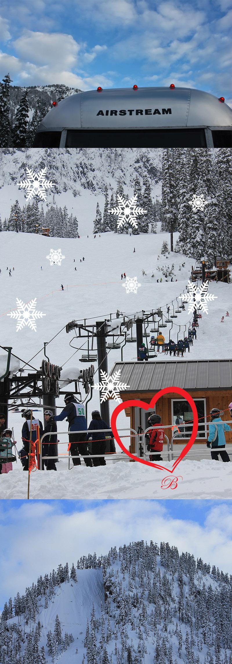 Alpental Skiing, WA State