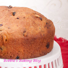 Glac Citron Panettone, Homemade