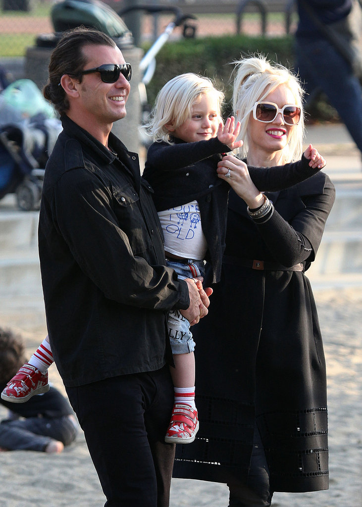 Gwen and Gavin Show Love as Zuma and Kingston Let Loose
