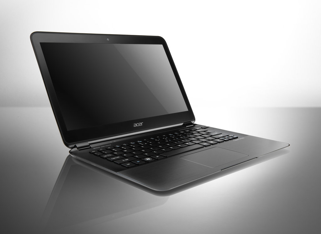 Acer Introduces Aspire S5 — World's Thinnest Ultrabook