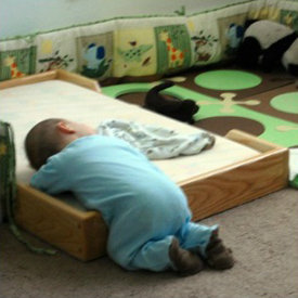 Floor Beds For Babies
