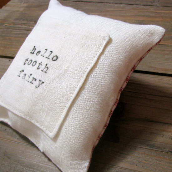 A  Pillow For Minimalist Mamas