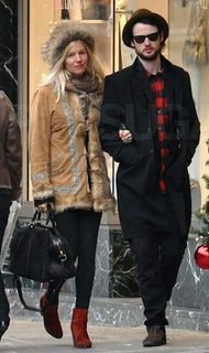 Sienna Miller in Rag and Bone Newbury Booties