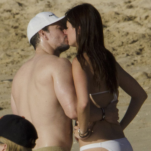 Shirtless Mark Wahlberg Pictures With Rhea Durham Bikini