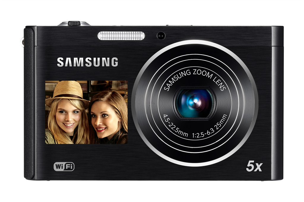 Samsung Announces DV300F Point and Shoot Ahead of CES