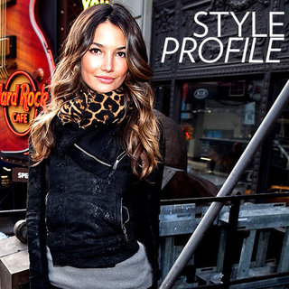 Style Setter: Lily Aldridge's Low-Key Luxe