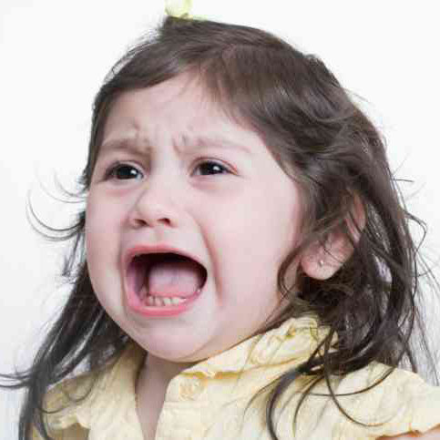 New Study on Temper Tantrums