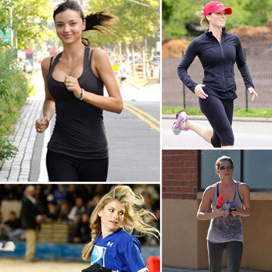 Our Fittest Female Celeb of 2011 bracket is going strong, and there are ...