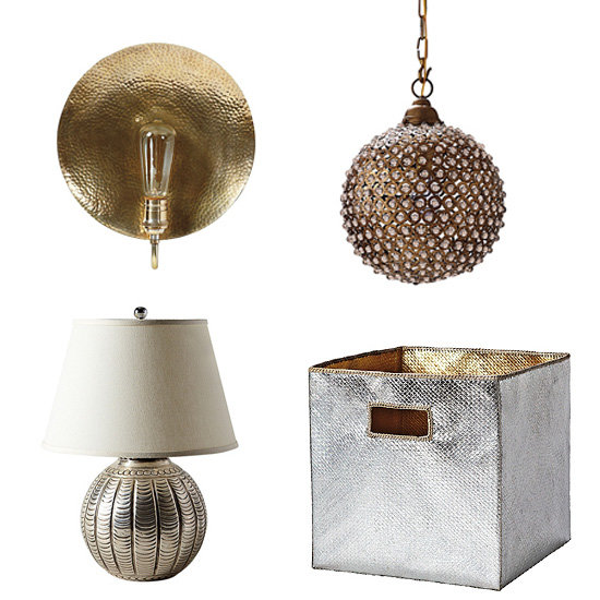 Textured Metallics