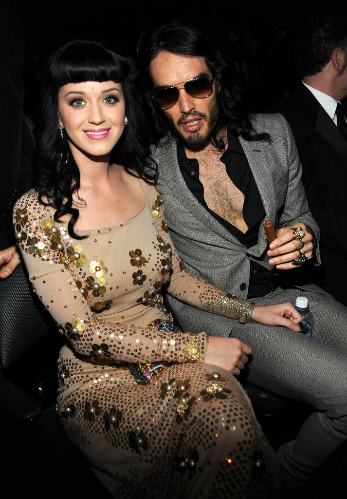 Katy on Her Romance With Russell