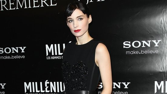 See Rooney Mara Channel Lisbeth Salander in Paris!