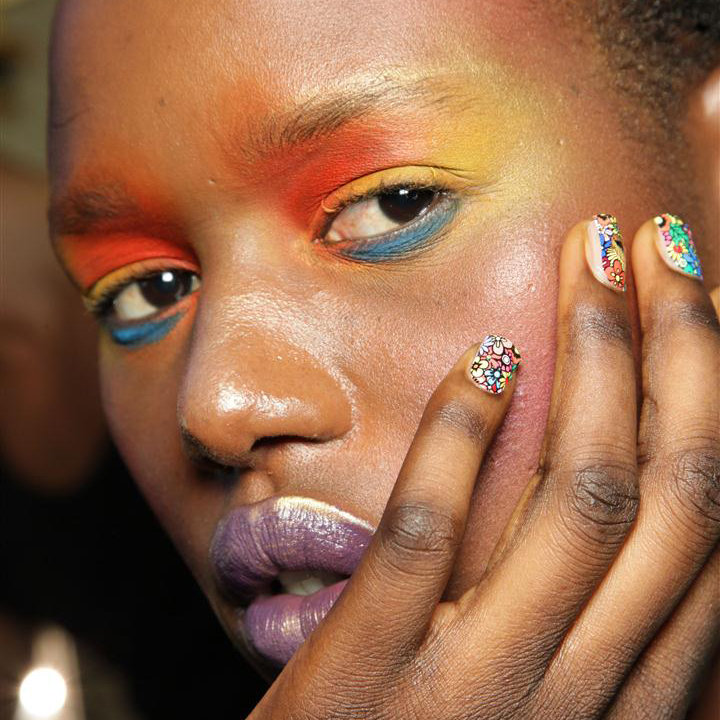 New Nail Polishes, Minx Nails, and Manicures For 2012