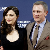 Daniel Craig and Rachel Weisz Red Carpet Debut (Video)