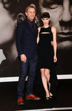 Daniel Craig and Rooney Mara at the Berlin premiere of The Girl With the Dragon Tattoo.