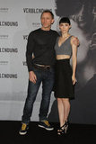 Rooney Mara and Daniel Craig were in Berlin to promote The Girl With the Dragon Tattoo.
