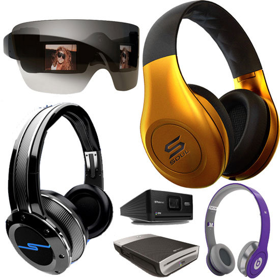 CES Rewind: Celebrity-Endorsed Gear From CES 2011