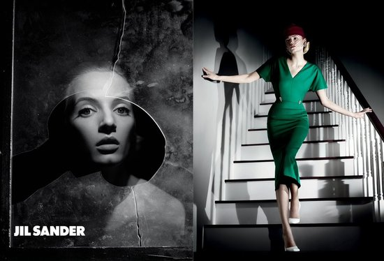 Jil Sander Spring 2012 Ad Campaign