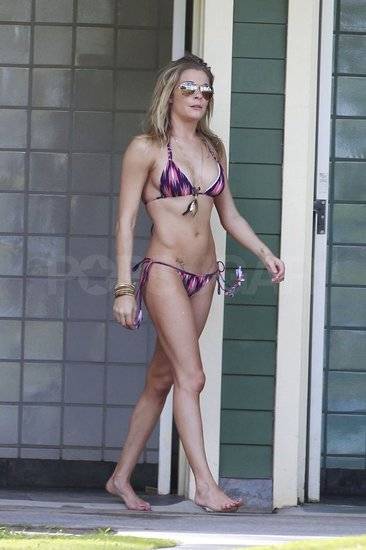 LeAnn Rimes Shows Off Her Body in a Bikini, Not Playboy