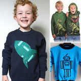 Geeky Style to Keep Kids Warm