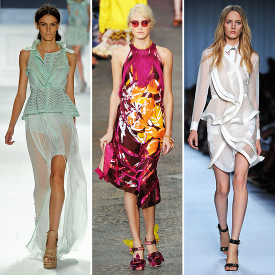 The Top 10 Spring '12 Trends We're Loving Right Now
