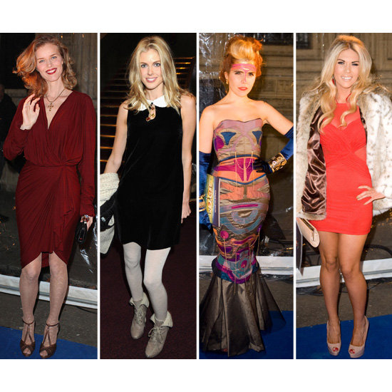 Fashion Looks from the Cirque du Soleil Totem Premiere