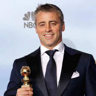 Matt LeBlanc Golden Globes Press Room Quotes