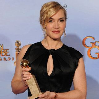 Kate Winslet Golden Globe Press Room Quotes