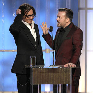 Golden Globes Best Moments 2012