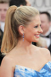 Sarah Michelle Gellar Goes Big in Monique Lhuillier For the Golden Globes!