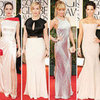 Golden Globes 2012 - Red Carpet Dress Pictures