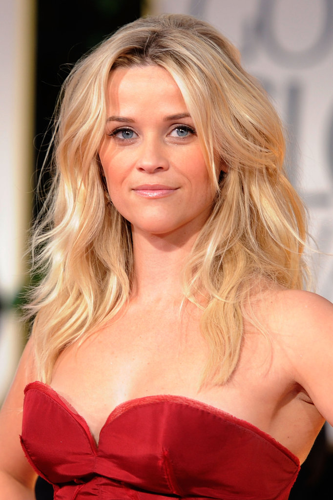 Reese Witherspoon was sultry in Zac Posen.