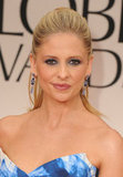 Sarah Michelle Gellar at the 2012 Golden Globes.