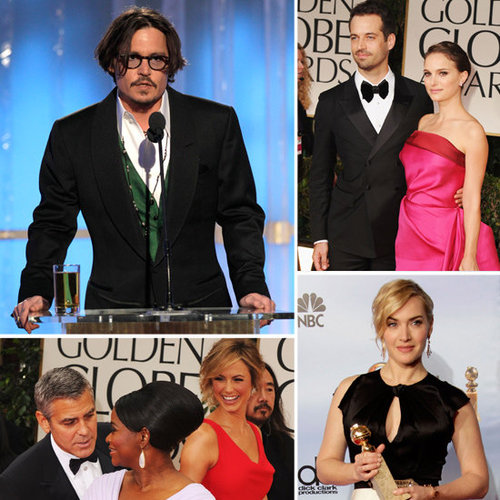 Golden Globes Highlights 2012