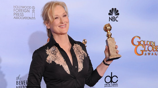 Video: Meryl Streep Talks About Her Favorite Roles to Play in the Golden Globes Press Room