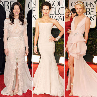 Golden Globes Red Carpet Dress Trends