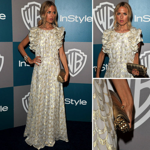 Rachel Zoe InStyle Golden Globes Afterparty 2012