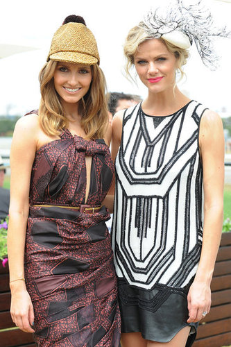 Photos: Kate Waterhouse and Brooklyn Decker at Magic Millions Race Day