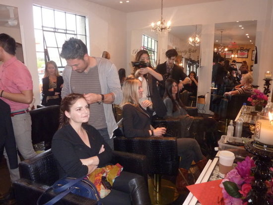 Wella Beauty Bar at Nine Zero One Salon in West Hollywood