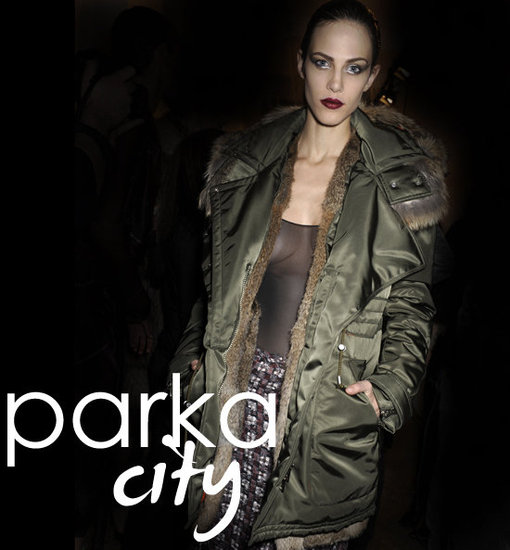 5 Ways to Wear a Classic Parka