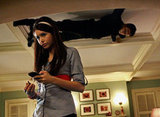 This intruder-on-the-ceiling pic is one of the all-time creepiest moments of this show.