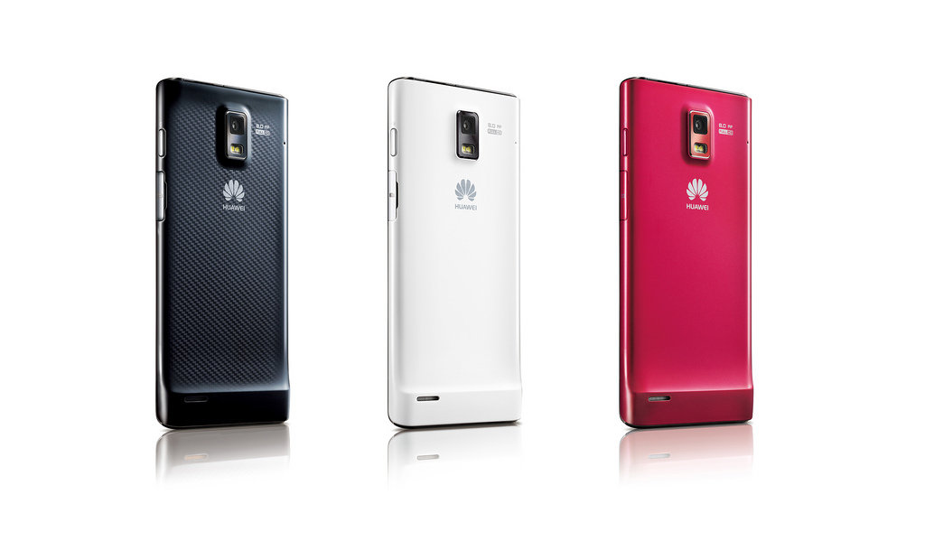 Huawei Hopes to Break Into US Mobile Market With World's Slimmest Smartphone